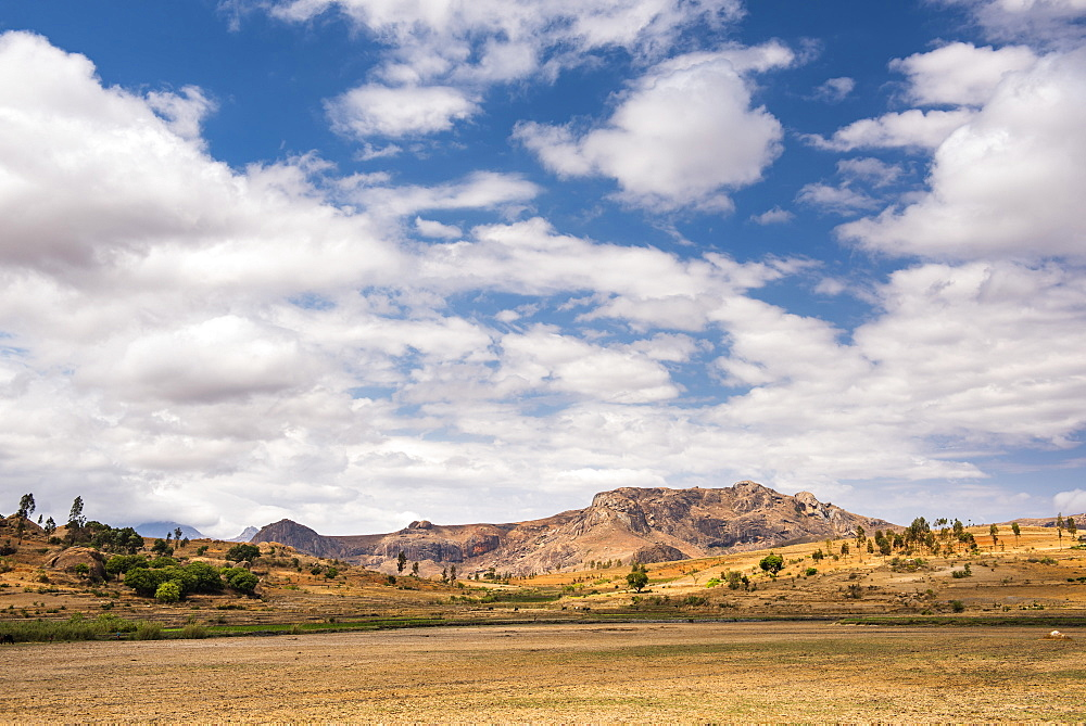 Anja Community Reserve, Haute Matsiatra Region, Madagascar, Africa