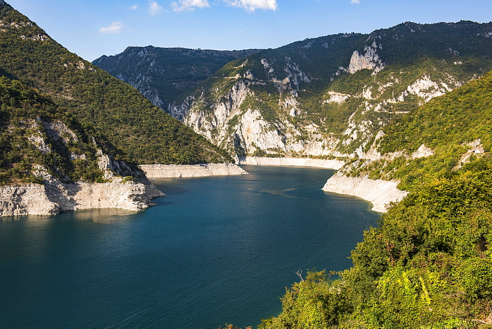 Tara River Canyon Gorge, Durmitor National Park, UNESCO World Heritage Site, Montenegro, Europe - 1109-3588