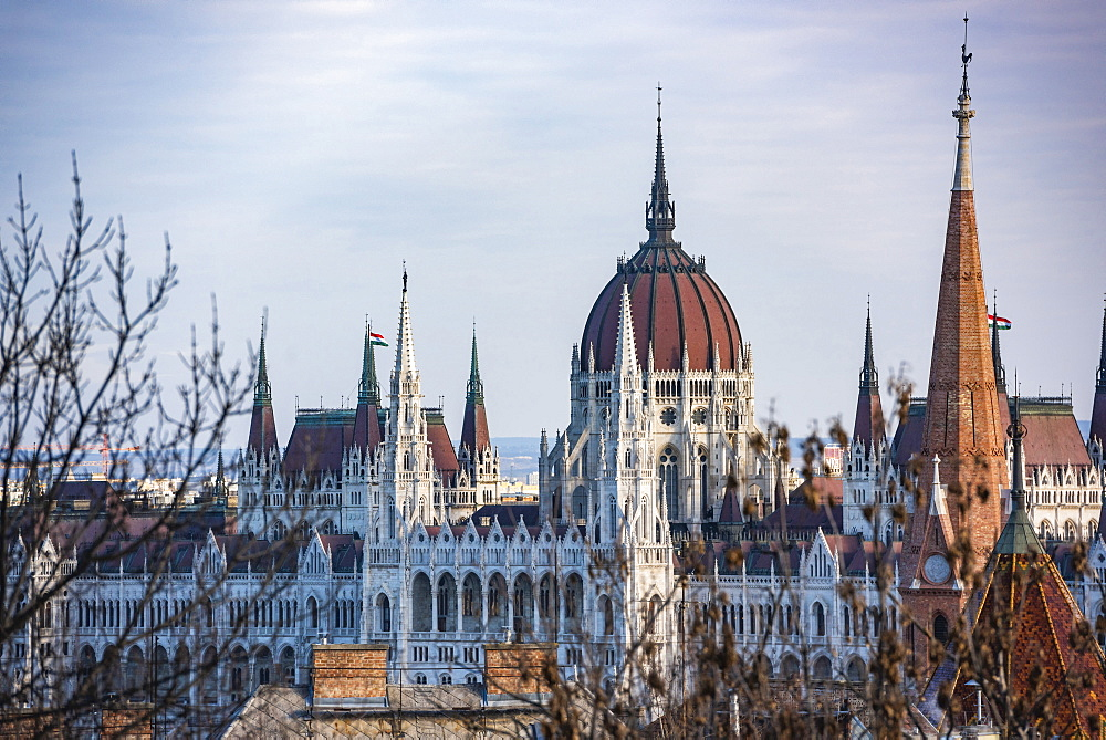 Budapest Houses of Parliament, Hungary