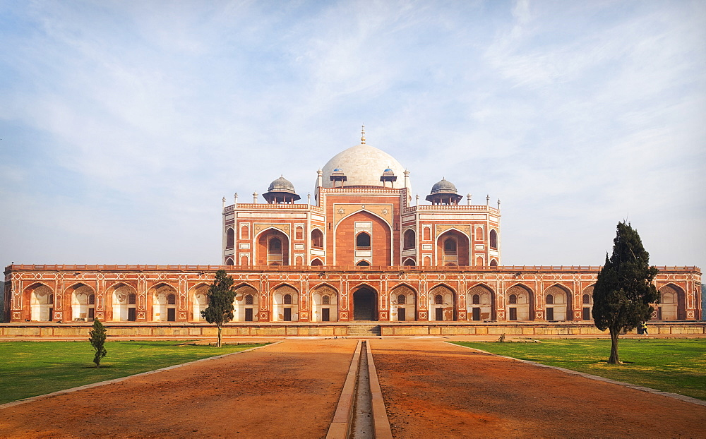 Humayun's Tomb, the tomb of the Mughal Emperor Humayun. - 1111-54
