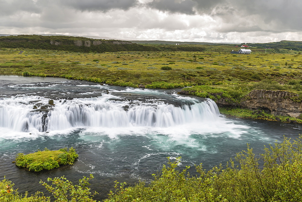 Stykkishholmur on the Snaefellsnes Peninsula, Iceland, Polar Regions