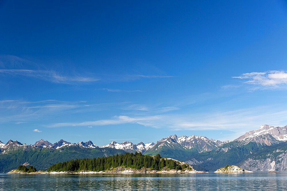 South Marble Islands, Glacier Bay National Park, UNESCO World Heritage Site, Southeast Alaska, United States of America, North America - 1112-5907