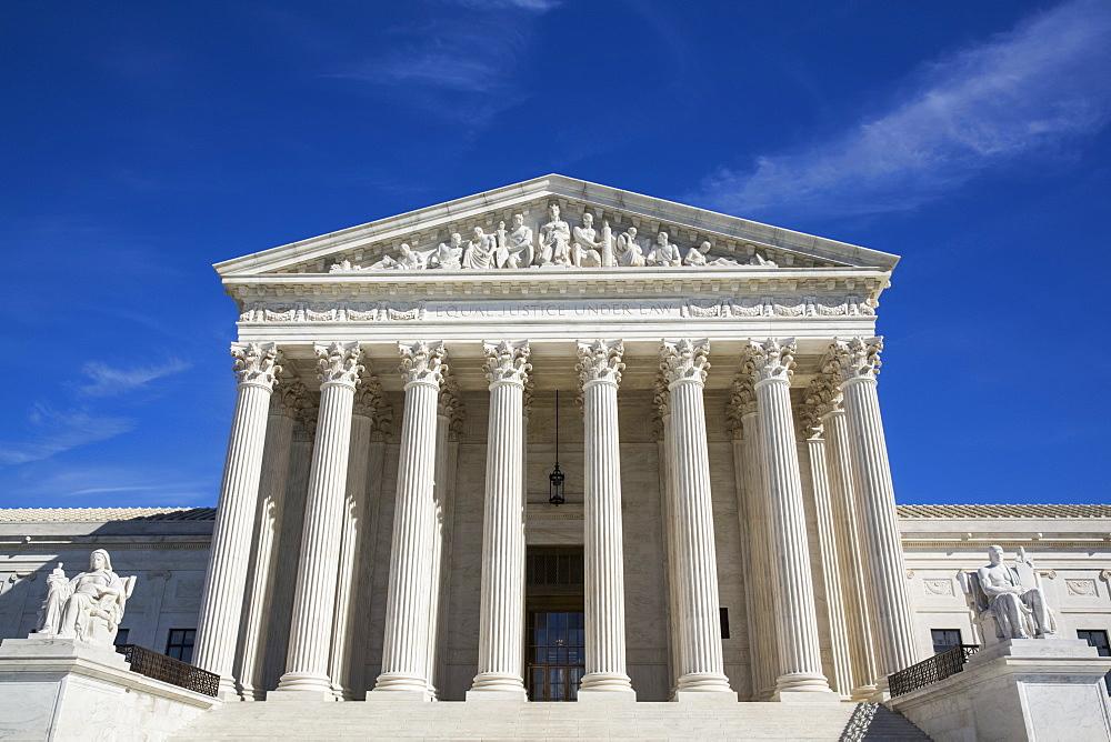 United States Supreme Court Building, Washington DC, United States of America