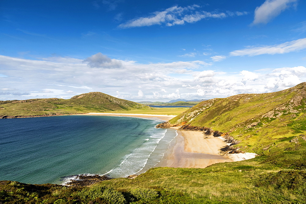 Tranarossan beach, Rosguill, County Donegal, Ireland