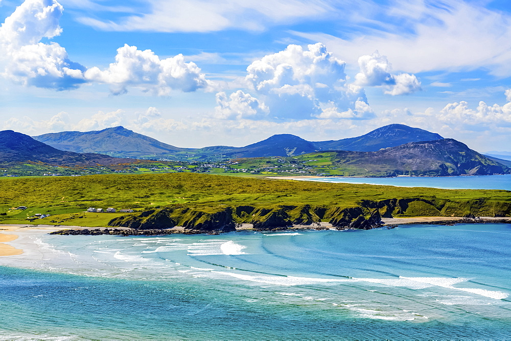 Five Fingers Strand, Inishowen Peninsula, County Donegal, Ireland
