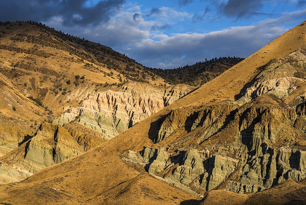 Goat Rock Unit, John Day Fossil Beds National Monument, Dayville, Oregon, United States of America