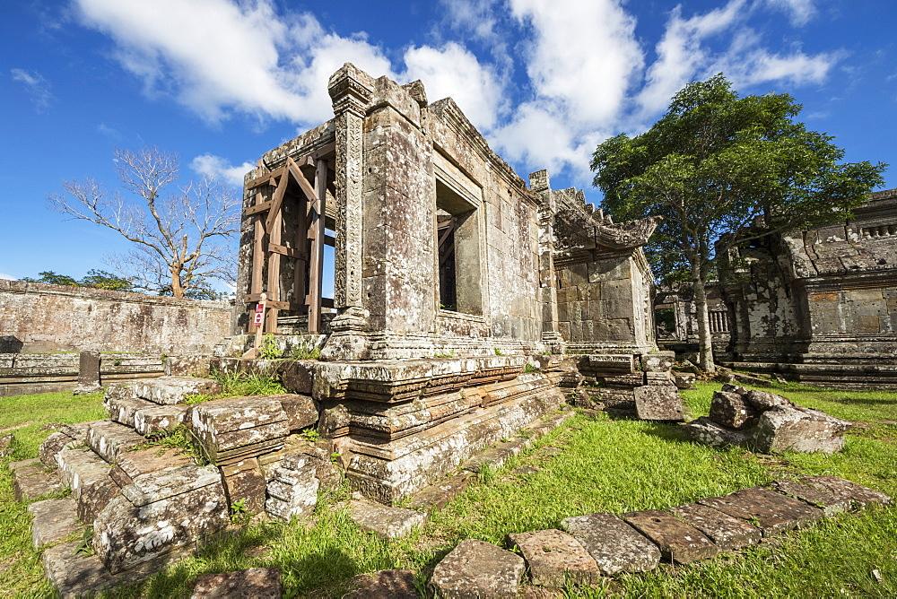 Library in Gopura II, Preah Vihear Temple, Preah Vihear, Cambodia - 1116-48867