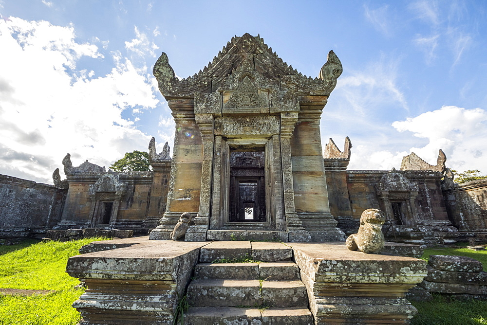 Gopura III, Preah Vihear Temple, Preah Vihear, Cambodia