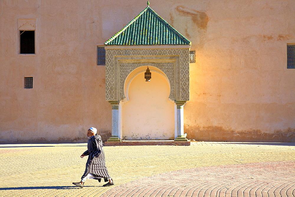 Meknes, Morocco, North Africa, Africa - 1126-1044