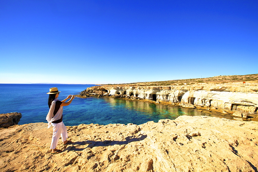Cape Grekko, Cyprus, Eastern Mediterranean Sea, Europe