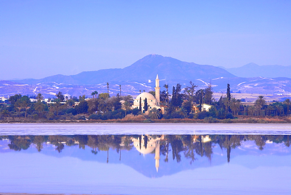Hala Sultan Tekke, Larnaka, Cyprus, Eastern Mediterranean Sea, Europe