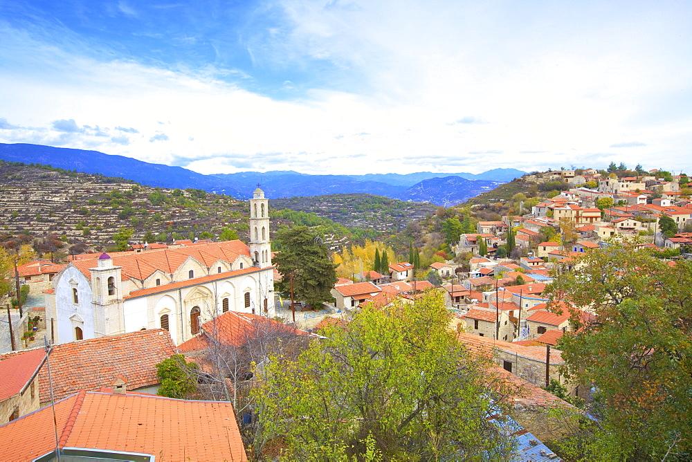 Lofou, Cyprus, Eastern Mediterranean, Europe