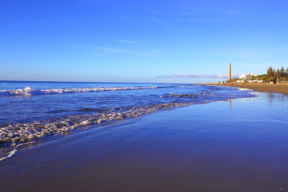 Maspalomas Beach, Gran Canaria, Canary Islands, Spain, Atlantic Ocean, Europe