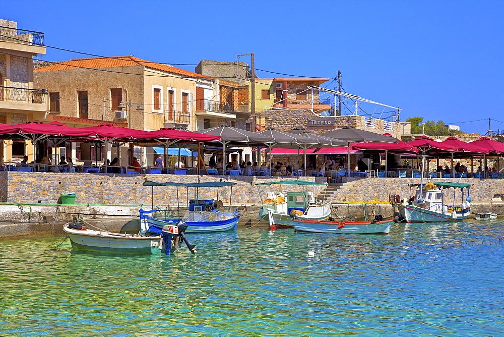 Gerolimenas, Mani Peninsula, The Peloponnese, Greece, Europe