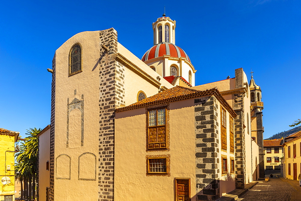 Church of the Immaculate Conception, La Orotava, Tenerife, Canary Islands, Spain, Atlantic Ocean, Europe
