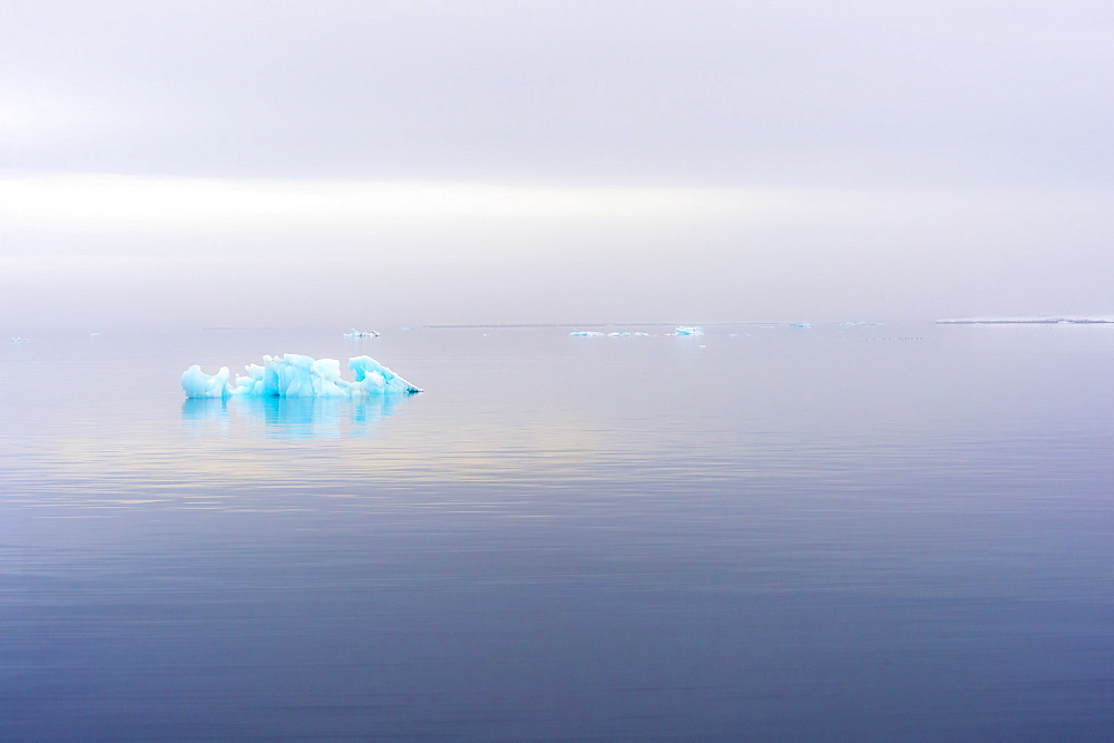 Hinlopen Strait, Spitsbergen Island, Svalbard Archipelago, Norway - 1131-1186