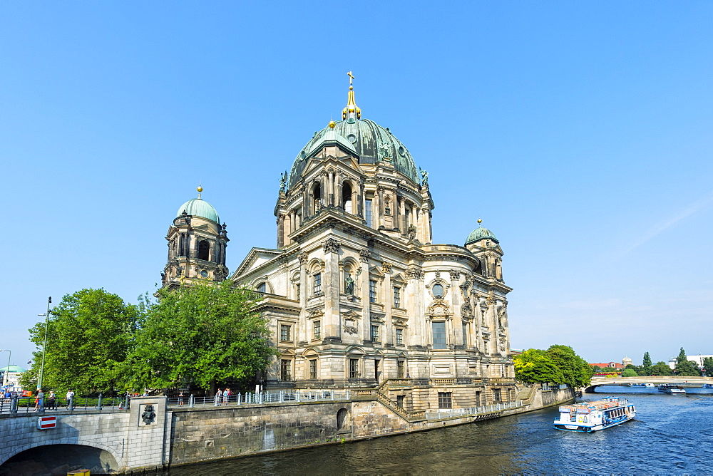 Berlin Cathedral, Berlin, Brandenburg, Germany, Europe