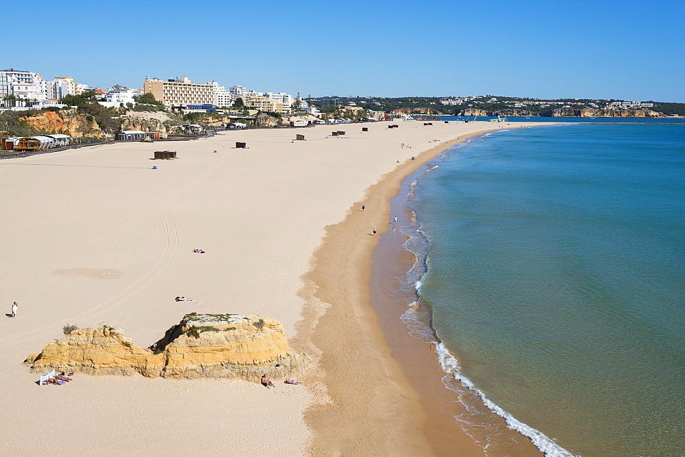 Praia da Rocha, Portimao, Algarve, Portugal, Europe