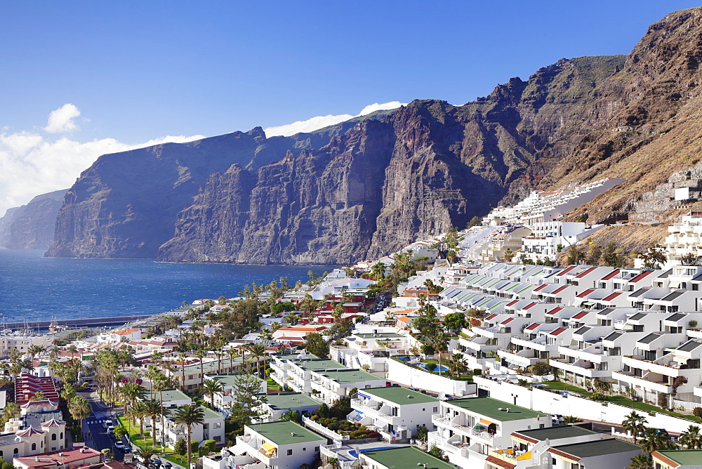 Los Gigantes, West coast, Tenerife, Canary Islands, Spain, Atlantic, Europe
