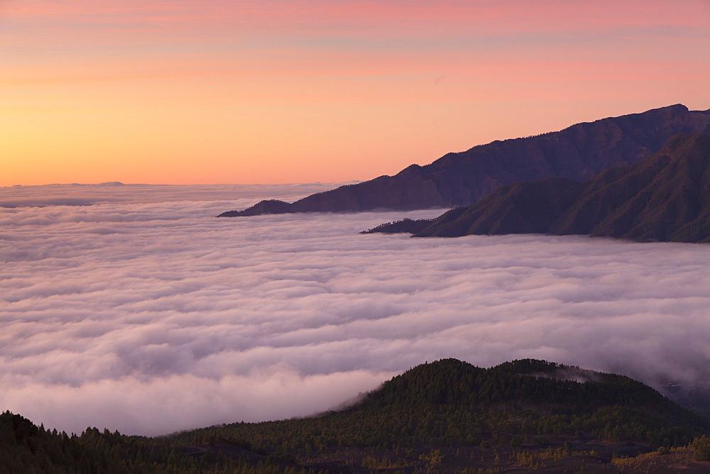 Cumbre Vieja, UNESCO Biosphere Reserve, La Palma, Canary Islands, Spain, Atlantic, Europe