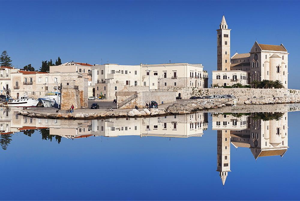 San Nicola Pellegrino cathedral, old town, Trani, Le Murge, Barletta-Andria-Trani district, Puglia, Italy, Europe