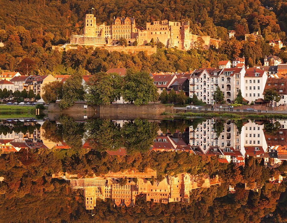 ผลการค้นหารูปภาพสำหรับ  heidelberg germany sunset  hdr