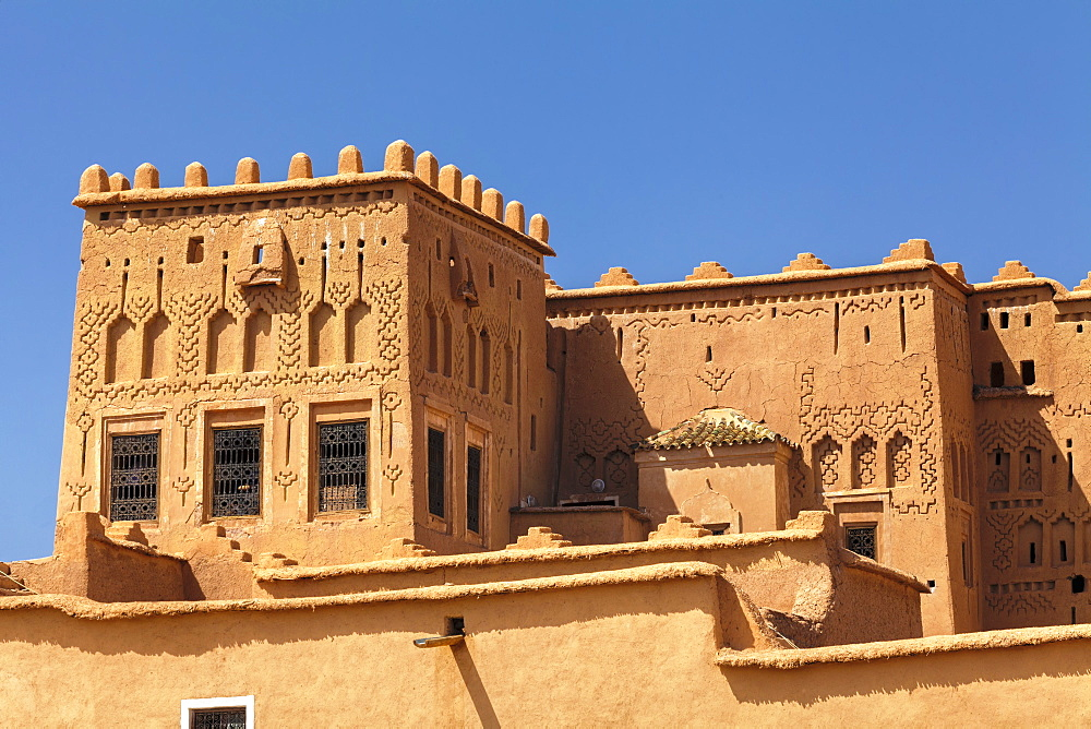 Kasbah Taourirt, Ouarzazate, Morocco, North Africa, Africa - 1160-4069