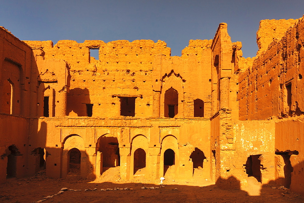 Kasbah Tamnougalt, Draa Valley, near Agdz, Morocco, North Africa, Africa