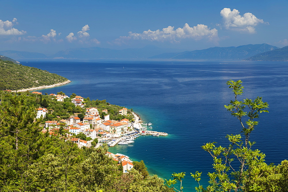 Valun, Cres Island, Kvarner Gulf, Croatia, Europe