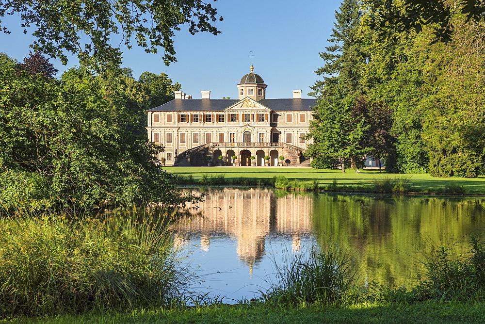 Schloss Favorite castle, Rastatt, Black Forest, Baden-Wuerttemberg, Germany