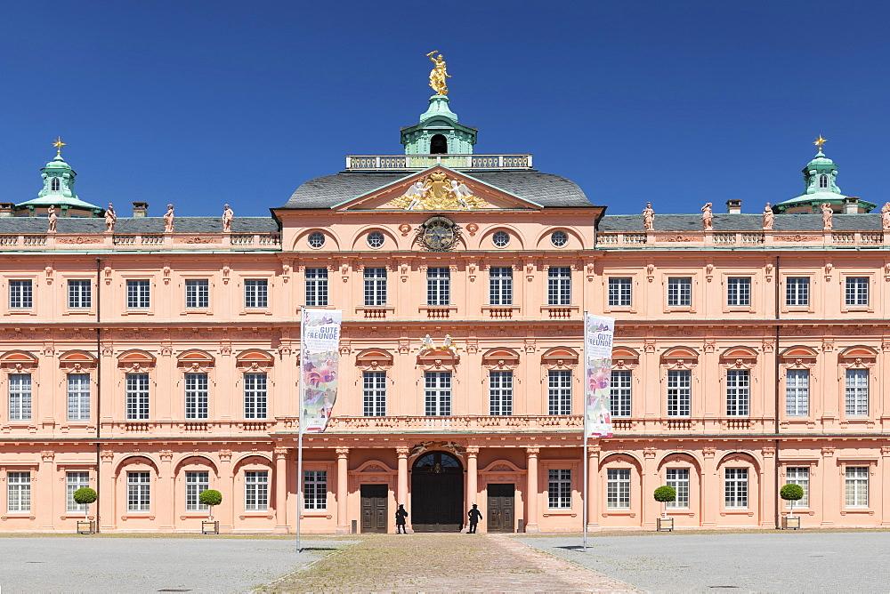 Schloss Rastatt Castle, Black Forest, Baden-Wuerttemberg, Germany - 1160-4257
