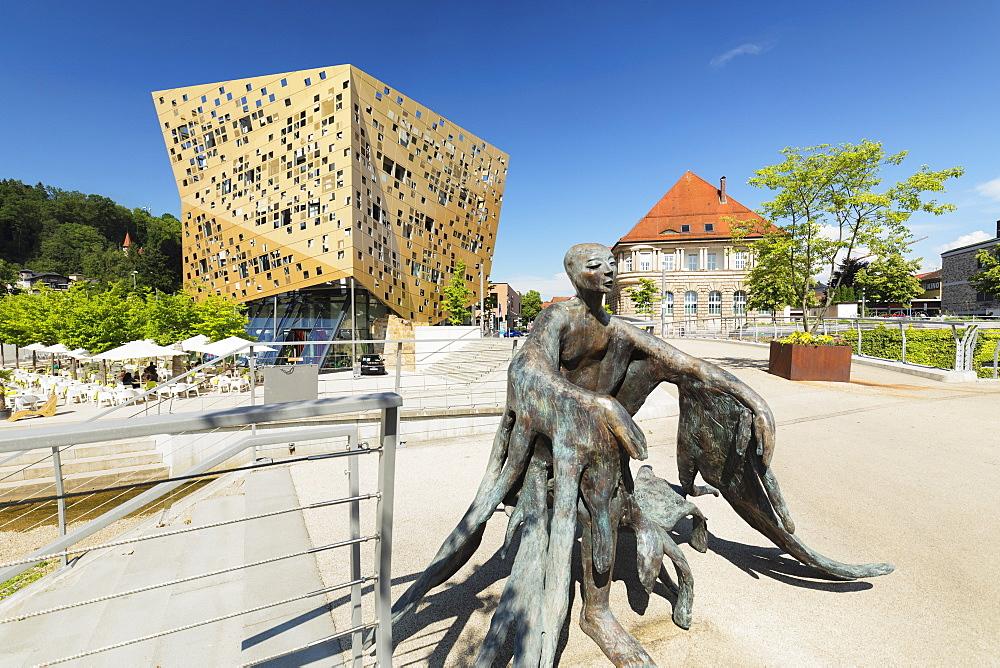 Gold und Silber event location, Schwaebisch-Gmuend, Baden-Wuerttemberg, Germany - 1160-4285