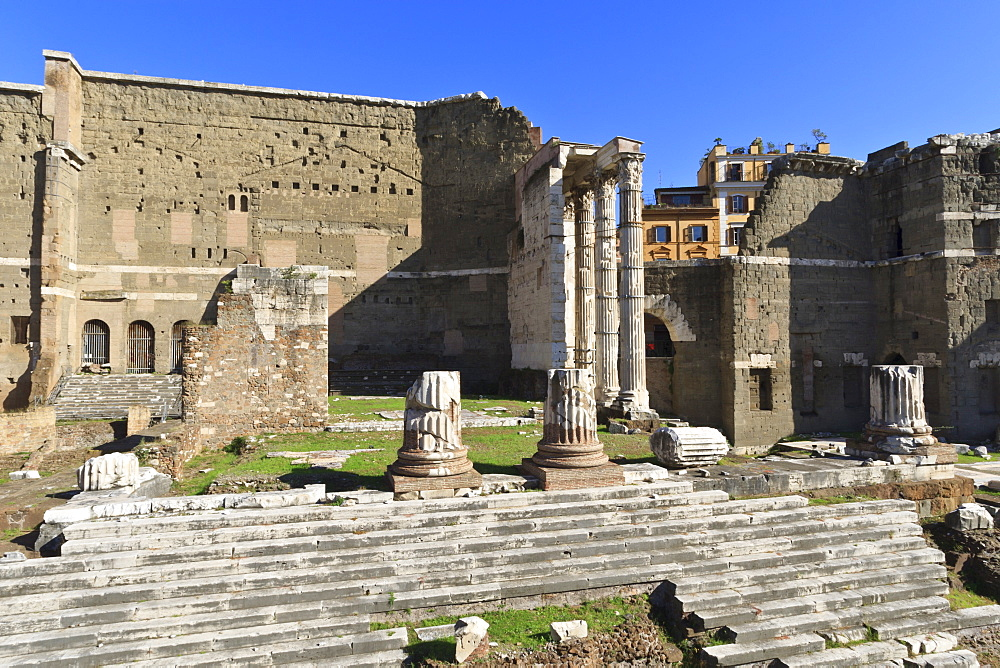 Trajan's Markets, Forum area, Rome, Lazio, Italy, Europe