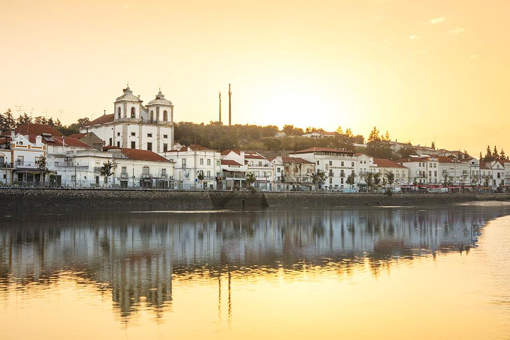 Alcacer do Sal and the Sado River