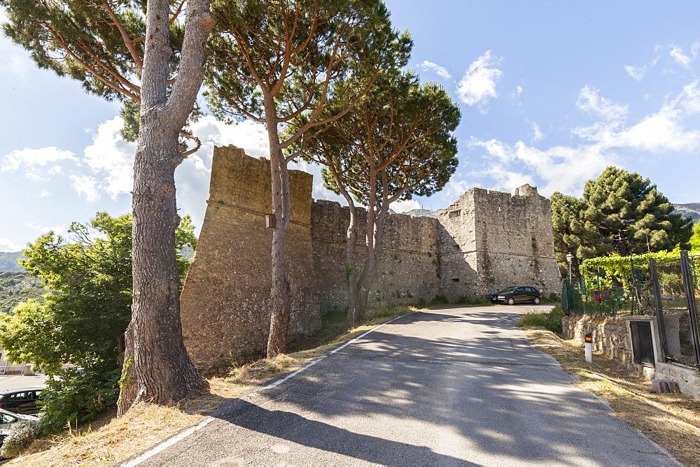 Fortezza Pisana, Marciana, Elba Island, Livorno Province, Tuscany, Italy, Europe