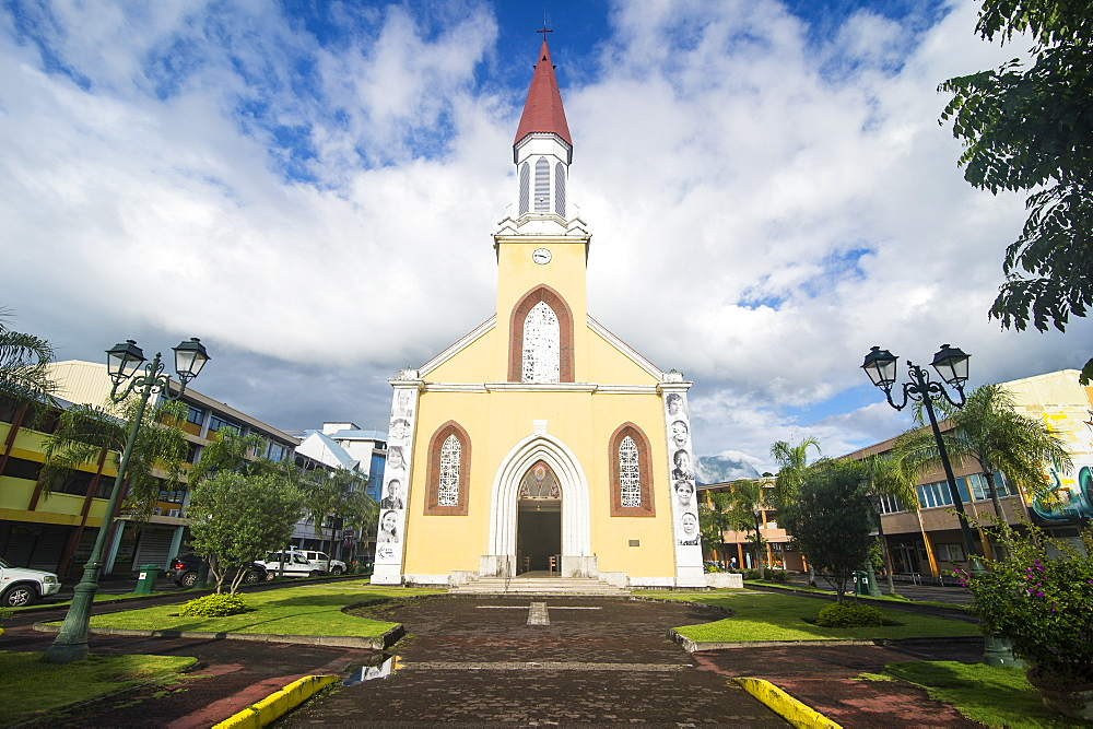 Roman Catholic Archdiocese of Papeete, Tahiti, French Polynesia