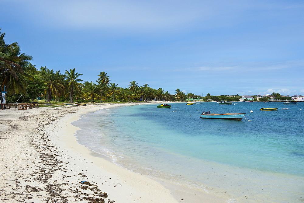 World class Shoal Bay East beach, Anguilla, Caribbean, British Oversea territory, United Kingdom - 1184-1179