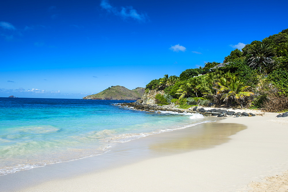 Flamand Beach, St. Barth (Saint Barthelemy), Lesser Antilles, West Indies, Caribbean, Central America