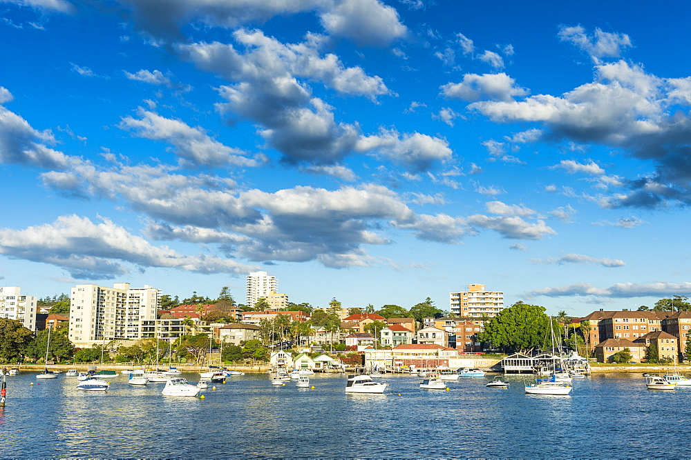 Manly harbour, Sydney, New South Wales, Australia, Pacific