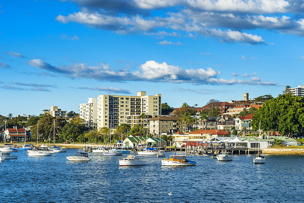 Manly harbour, Sydney, New South Wales, Australia