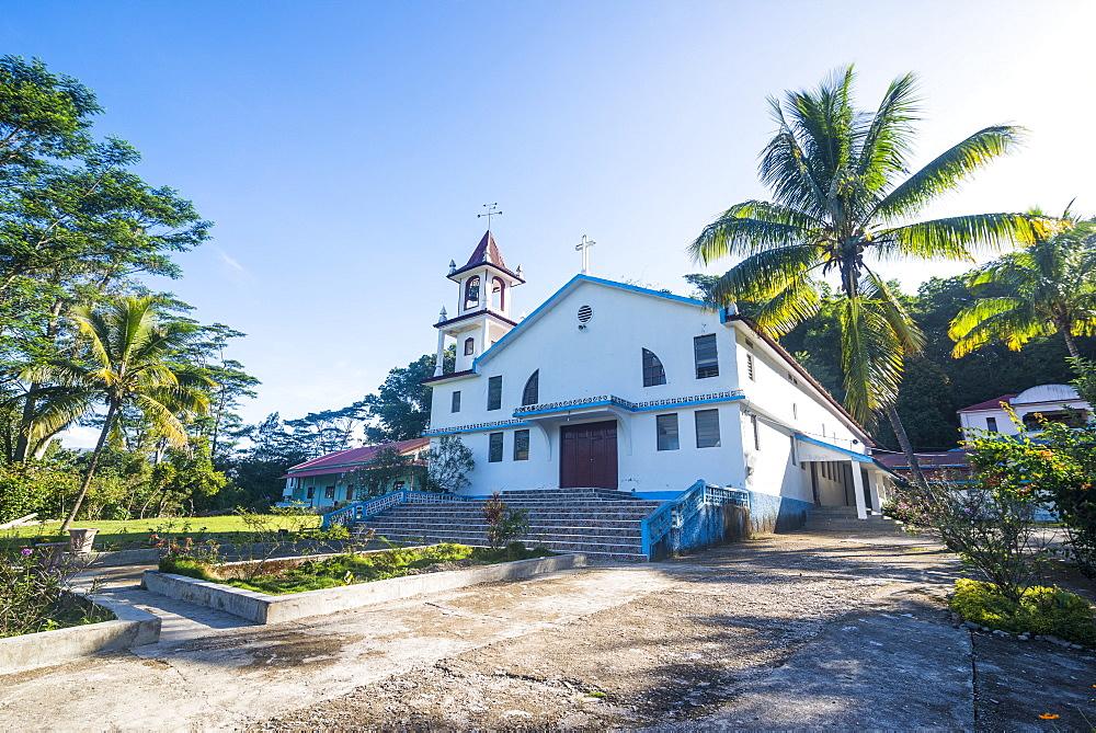 Catholic church, Aileu, East Timor