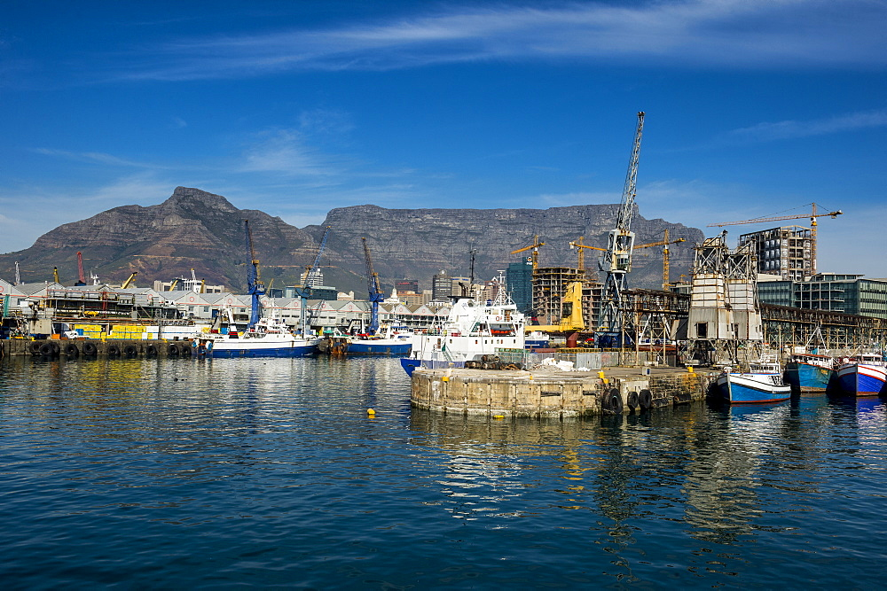 Victoria and Alfred Waterfront, Cape Town, South Africa, Africa