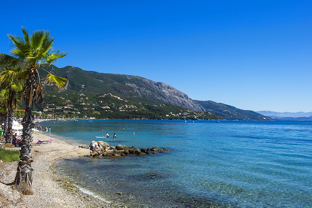 Corfu, Ionian Islands, Greek Islands, Greece, Europe