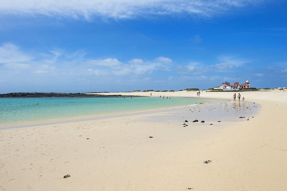 Playa Chica, El Cotillo, Fuerteventura, Canary islands, Spain