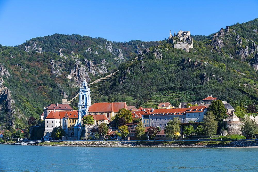 Durnstein, Wachau, UNESCO World Heritage Site, Austria, Europe