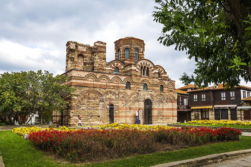 Jesus Christ Pantocrator church, Nessebar, UNESCO World Heritage Site, Bulgaria, Europe