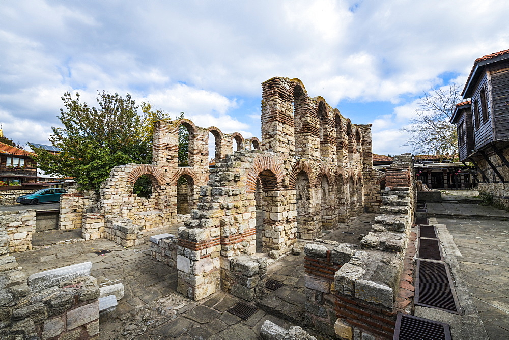 Church of St. Sophia, Nessebar, UNESCO World Heritage Site, Bulgaria, Europe