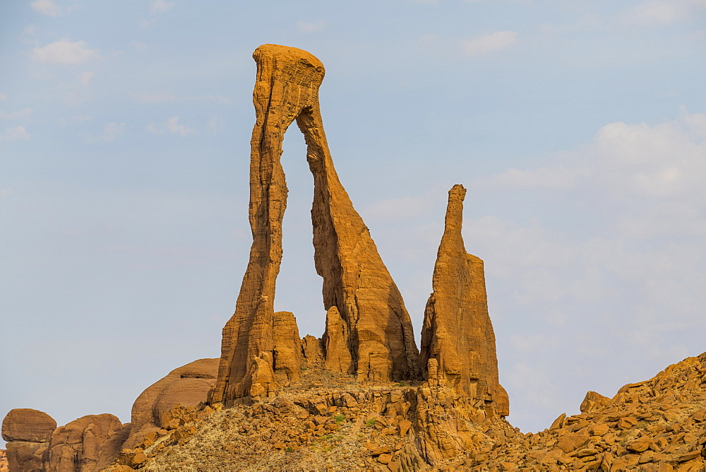 Unesco world heritage, Ennedi plateau, Chad, Africa - 1184-3114
