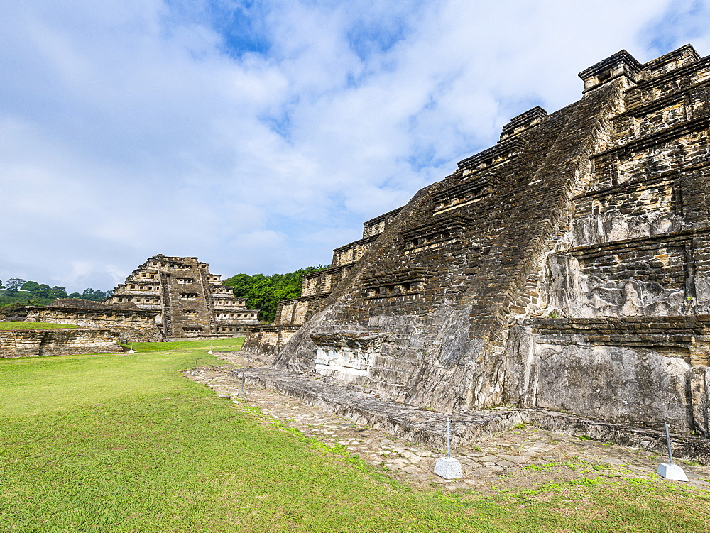Pre-Columbian archaeological site of El Tajin, UNESCO World Heritage Site, Veracruz, Mexico, North America