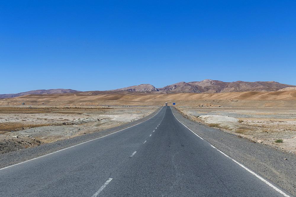 High mountain desert in Bamyan, Afghanistan - 1184-3451